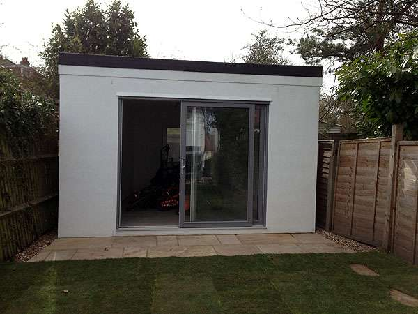 Summer House Garden Room Lawns Childrens Outdoor Play Room