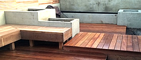 Decking - Fencing